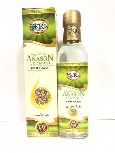 krk anason aroması 250 ml.